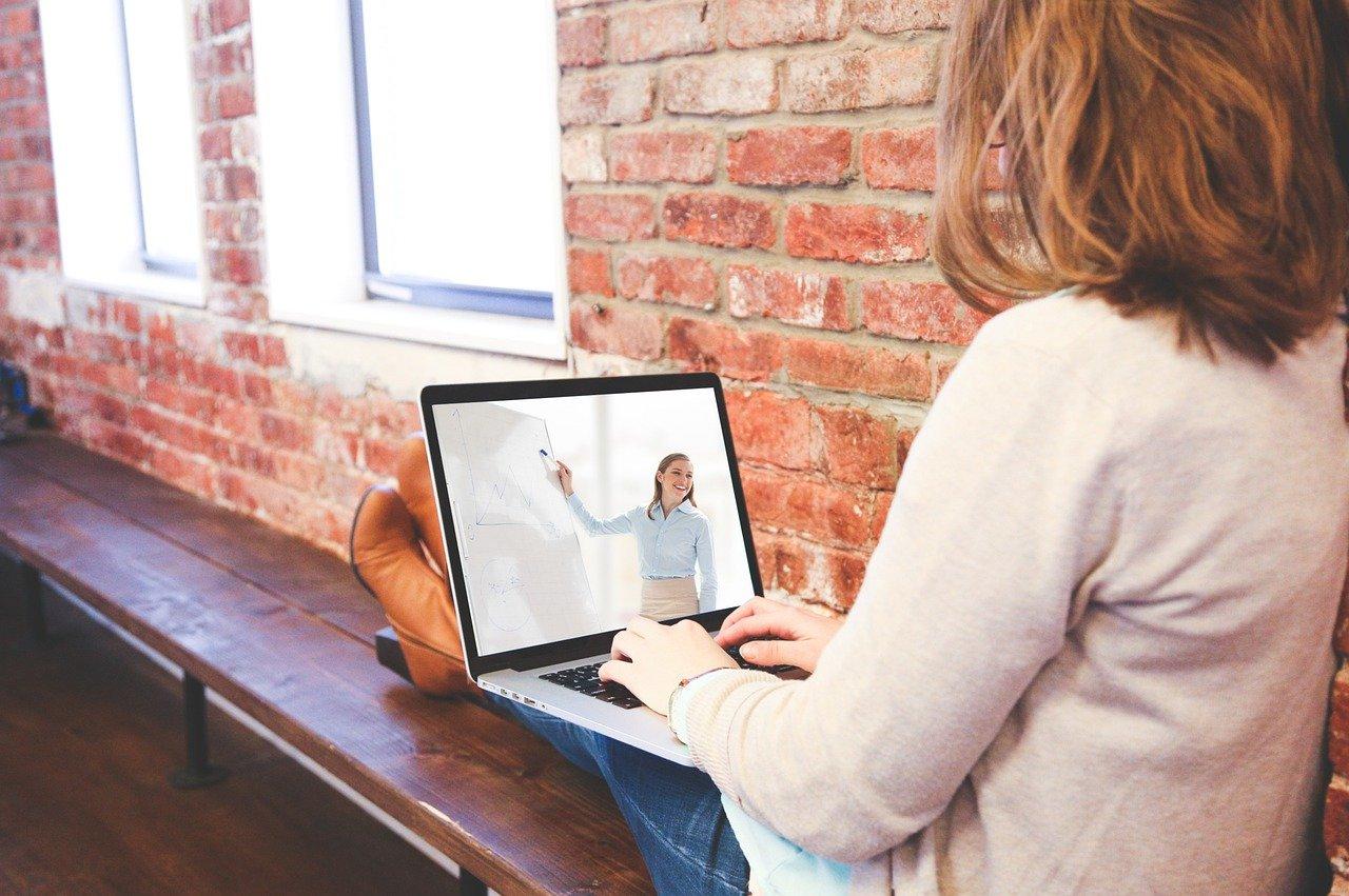 virtual learning, online, learn